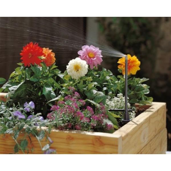 Micro asperseur d 39 extremit de plate bande gardena for Asperseur jardin