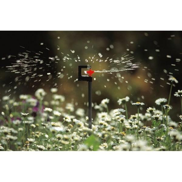 Micro asperseur rotatif 360 gardena arrosage du jardin for Asperseur jardin