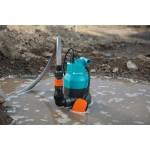 Pompe d'évacuation eaux chargée 7500 Classic