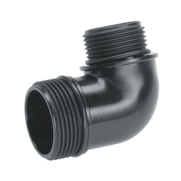 Adaptateur pour pompe d 39 vacuation 1 gardena arrosage - Adaptateur pour robinet d interieur gardena ...