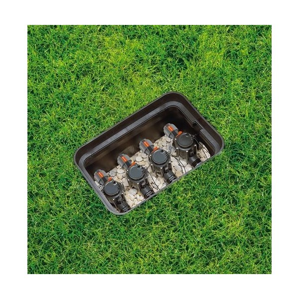 electrovanne 9v d 39 arrosage gardena gardena arrosage du jardin. Black Bedroom Furniture Sets. Home Design Ideas