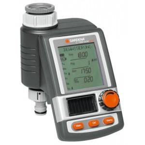 Programmateur d'arrosage MasterControl Solar