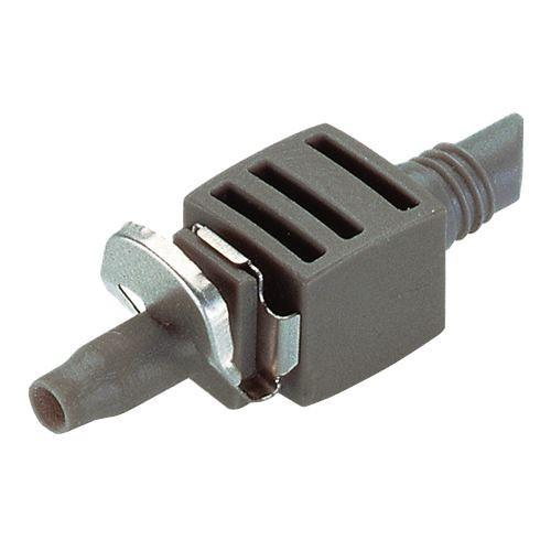 Jonction droite Ø 4,6 mm