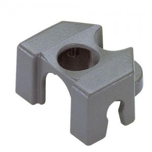 Cavalier pour tuyau Ø 4,6 mm