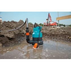 Pompe d'évacuation eaux chargée 6000 Classic