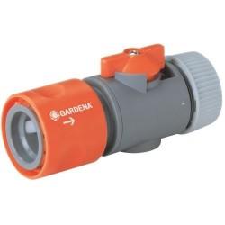Raccord régulateur de débit Ø 15 mm
