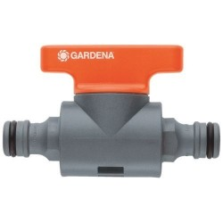 Connecteur-régulateur de débit GARDENA