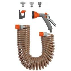 Tuyau flexible d'arrosage - 15 mètres