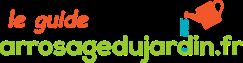 logo guide arrosage du jardin